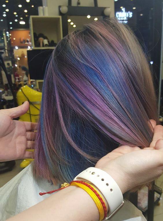 Balayage Ideas for medium Hair