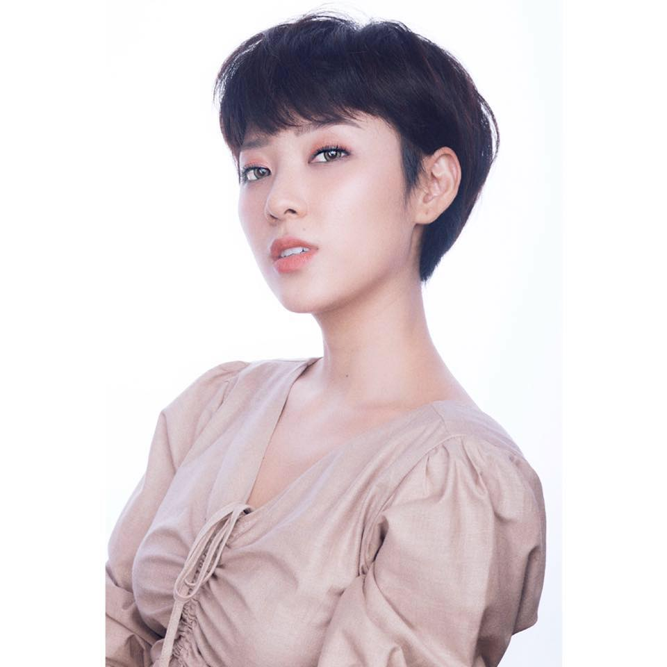 Short Hair Yumi Duong